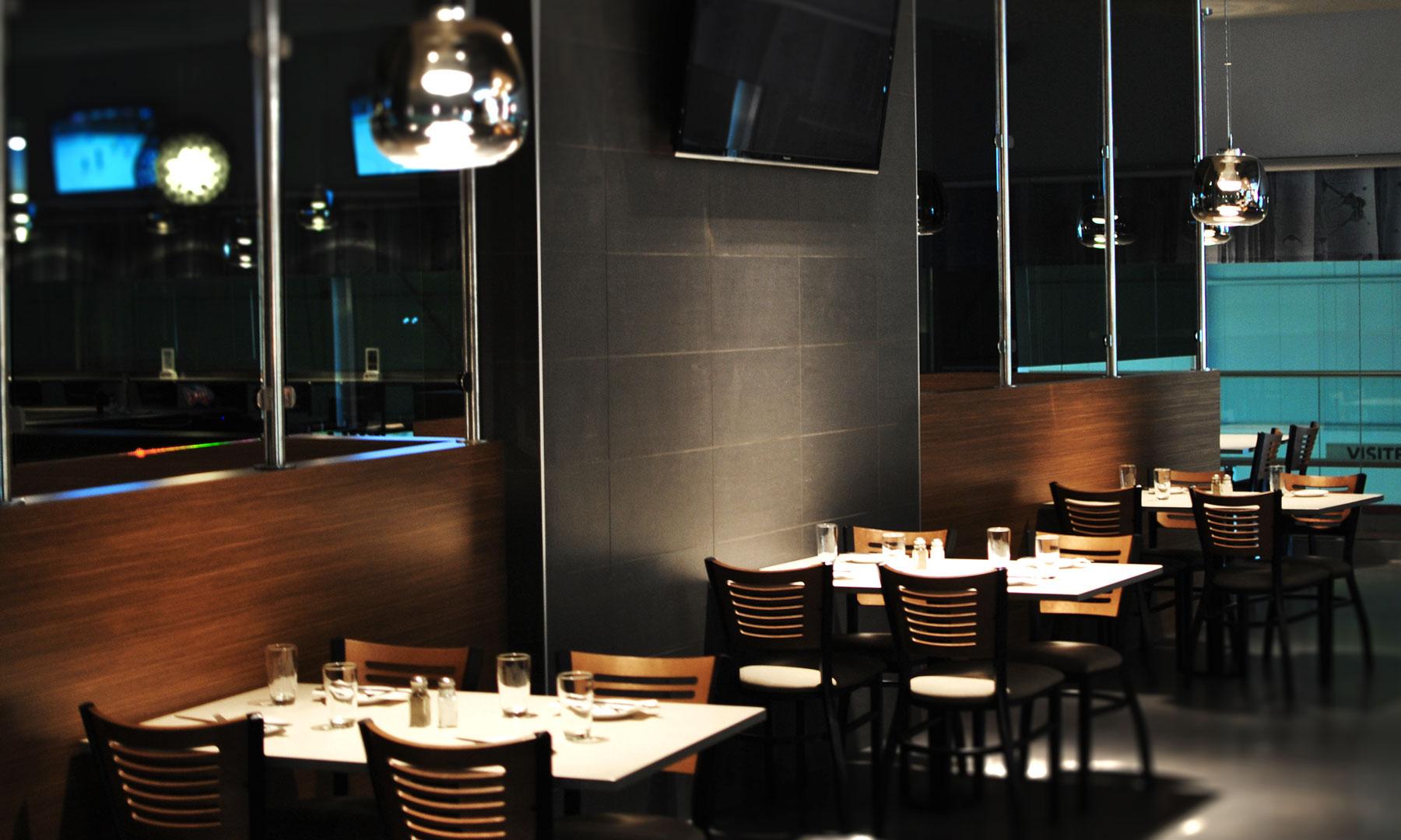 Accueil le caucus for Salle a manger vilvoorde restaurant